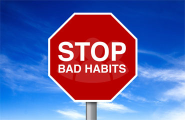 3 Easy Steps to Breaking Bad Habits. Think bad habits like nail biting and knuckle cracking are hard to break? Experts offer simple solutions.