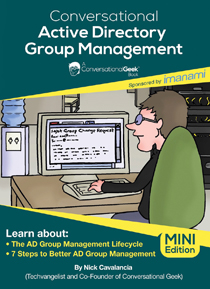 Active Directory Group Management