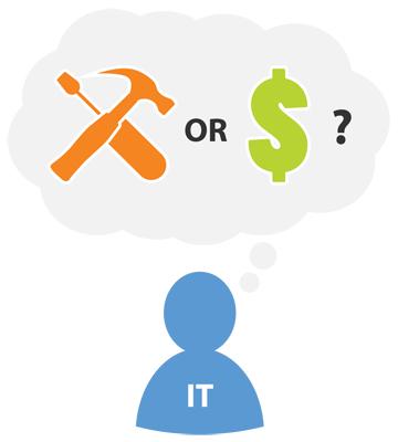 IT - Build or Buy