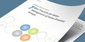 Active Directory Best Practices Whitepaper
