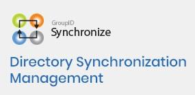 Datasheets: GroupID Directory Synchronization Management